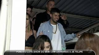 JMD (13/12/18) - Show do Bem com Leonardo e Zé Felipe