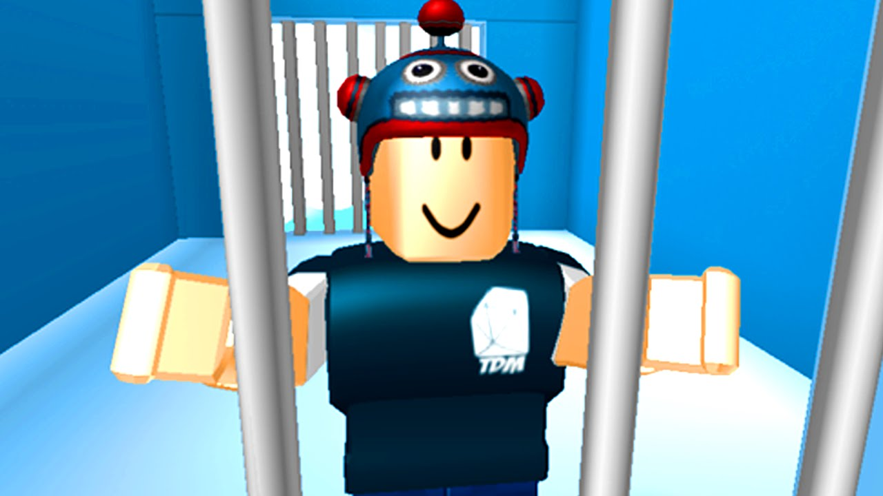 Roblox / Save DANTDM From Prison Obby / DANTDM DIES?!? / Corl Plays