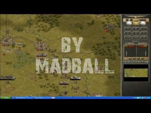 Let´s play Panzer Corps Turtorial Teil 5