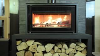 STOVAX Riva Studio wood burning stove