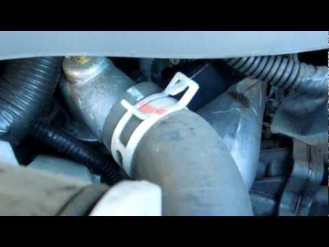 2003 Buick Regal 3800 Thermostat Location