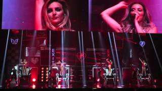 Little Mix - A.D.I.D.A.S - Get Weird Tour - at the BIC, Bournemouth on 15/03/2016