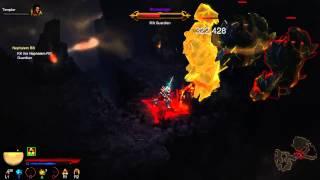 Stonesinger Rift Guardian Kill - Torment 2 (monk) Diablo 3