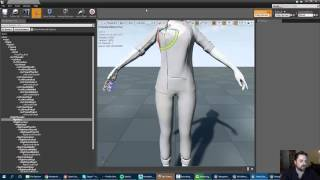 Unreal 4 Tutorial: Animation Retargeting with Different Skeletons