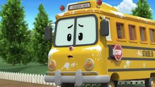 Робокар Поли - Приключение друзей - Электрический Скулби (мультфильм 46 в Full HD)
