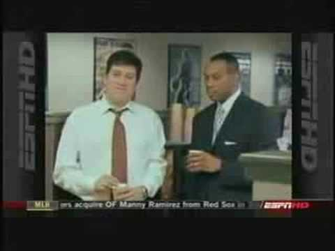 Manny Ramirez Espn sportscenter Im Old Gregg video