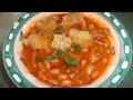 FRIJOLES CHARROS receta mexicana Complaciendo Paladares