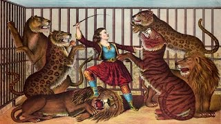 Creepy Circus Music - The Lion Tamer
