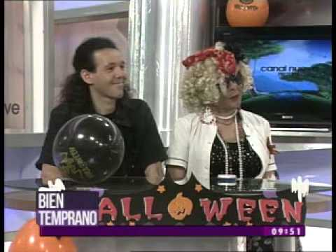 La Gladys y Cris en Bien Temprano Canal 9 Rio Gallegos ,Santa Cruz(31 de Oct.2012)