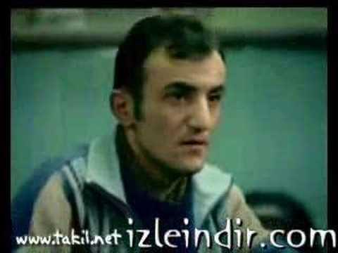 Cem Yilmaz Reklam Cekimi (kufurlu)