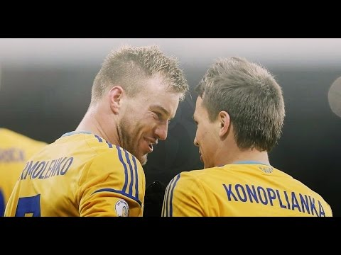 Andriy Yarmolenko & Yevhen Konoplyanka - The Magic Ukrainian Duo 2015/16 | HD