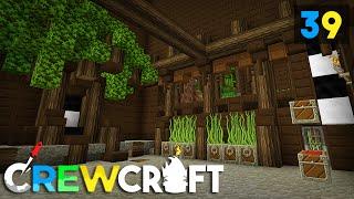 Crewcraft Minecraft Server :: Castle Interior?! E39
