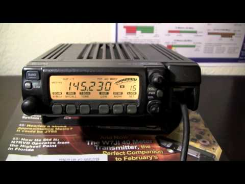 Icom IC-207H