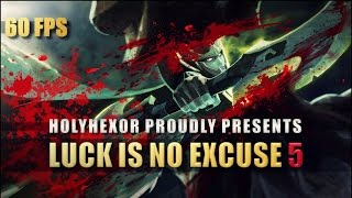 Dota 2 - Luck is no Excuse 5