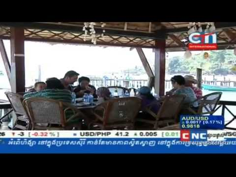 CTN Interview 22-05-2013 _ THONG KHON Minister of Tourism