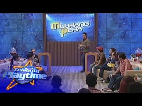 "Celebrity Playtime: ""Mukhang Pera"" Challenge"