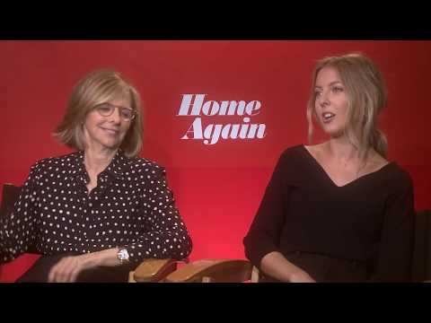 HOME AGAIN: Backstage With Nancy Meyers & Hallie Meyers Shyer
