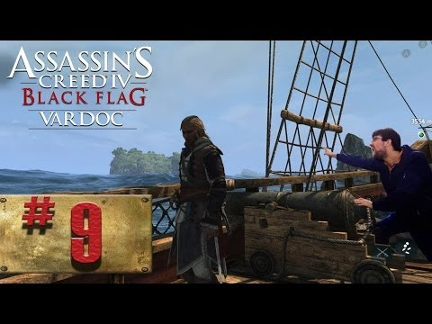 Assassin's Creed IV: Black Flag ( Jugando ) ( Parte 9 ) #Vardoc1 En Español