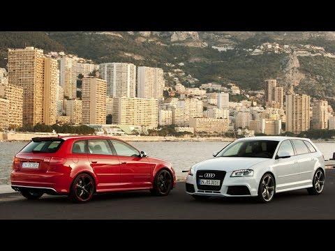 Обзор Audi RS3, часть 1
