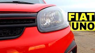 ¿Comprar Fiat UNO 2018?  Bonito Diseño, Espacio y Conducción Divertida