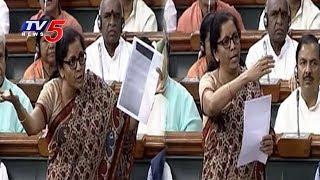 MP Nirmala Sitharaman Excellent Speech At Lok Sabha | No Confidence Motion