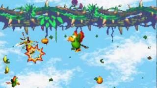 Donkey Kong Country 2 (GBA) - Animal Antics