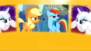 My Little Pony Goldenrod City in 30 minutes