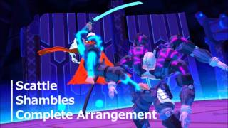 Furi Complete Arrangement: Scattle - Shambles
