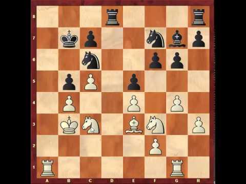 Chess: Susan Polgar 2500 - Zurab Azmaiparashvili 2610, Modern Defence http://sunday.b1u.org