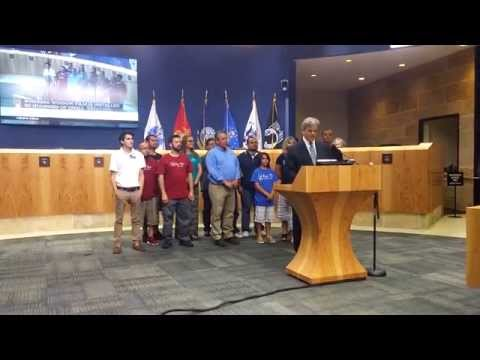 Sun Tint Receives National Window Film Day Proclamation in Austin, Texas on April 30, 2015
