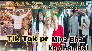 Tik Tok pr Miya Bhai Ka Dhamaal Wala Video| Hyderabadi Best Rap Songs video on Tik Tok.