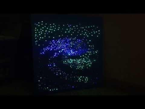Проектор звездного неба сделать своими руками