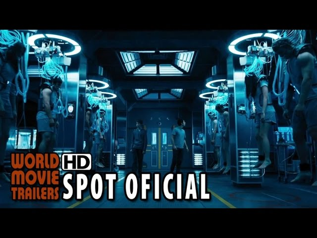 Maze Runner: Prova de Fogo Spot Oficial Legendado (2015) - Dylan O'Brien HD