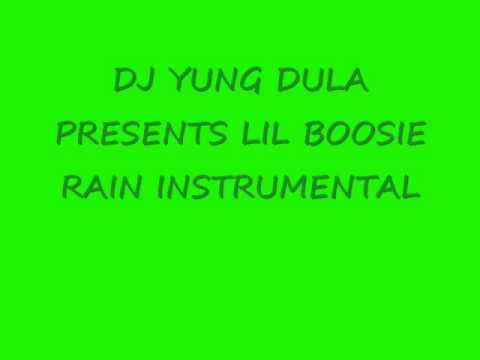 Lil Boosie- Rain Instrumental (with Hook) video