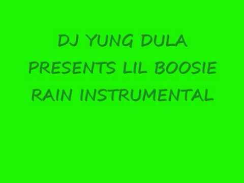 Lil Boosie- Rain Instrumental (with hook)