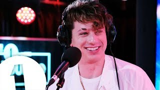 Charlie Puth - How Long in the Live Lounge