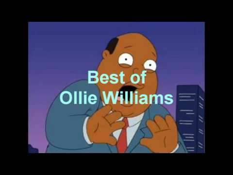 Family Guy: Ollie Williams Sound Clips Video