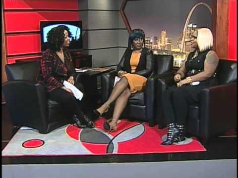 STL TV Live Shadress Denise/Johanna B 1 of 2