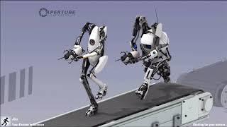 Portal 2 - O inicio da aventura começa - FT. ZENDEMER