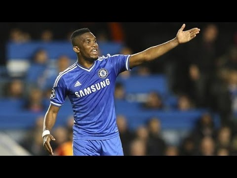 Samuel Eto'o ● amazing skills and goals ● 2014 ●High Definition