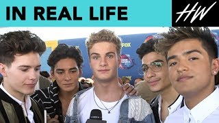 In Real Life Fangirl Over Khalid And Lucy Hale! | Hollywire