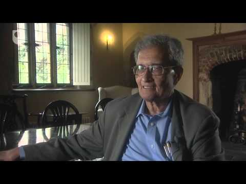 Amartya Sen on Justice and Injustice - The Amartya Sen Interviews (1/3)
