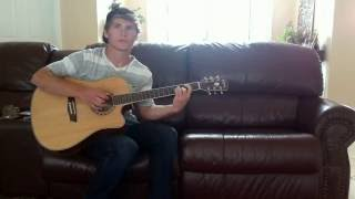 Download Lagu Thomas Rhett- Die a happy man (cover) by Bryce Mauldin Gratis STAFABAND
