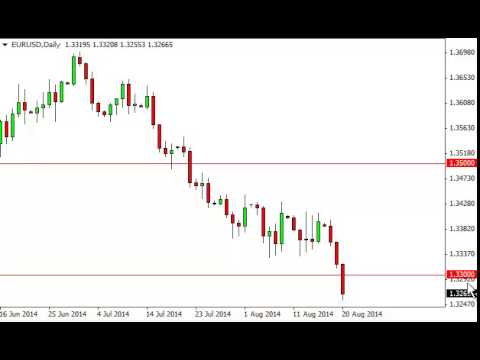 EUR/USD Technical Analysis for August 21, 2014 by FXEmpire.com