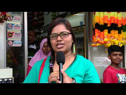 Fans Opinion on most awaited 'I' Tamil Film in Melaka-Malaysia Part 13