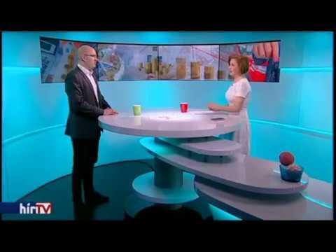 Z. Kárpát Dániel a Hír Tv Reggeli járat c. műsorában (2018.04.17)