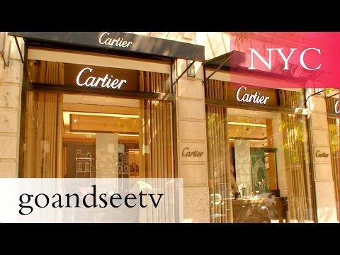 Madison Avenue New York Shopping and Sightseeing - New York City Travel Guide