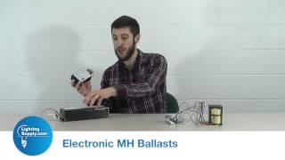 Lighting Supply HID Metal Halide Ballasts