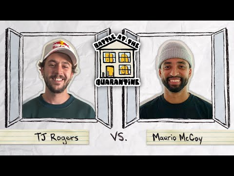 Battle At The Quarantine | TJ Rogers Vs. Maurio McCoy