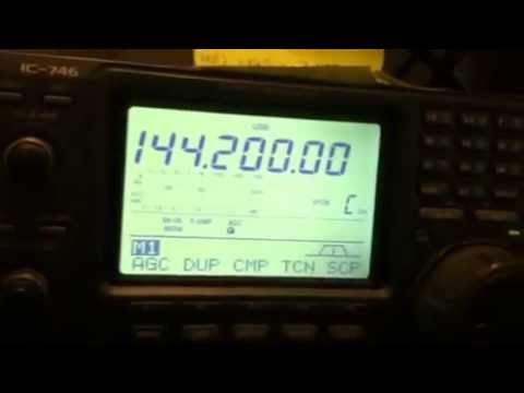 2 Meters Demonstrated (Ham Radio)